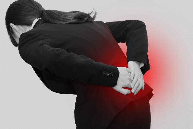 筋肉バランスの崩れも腰痛の原因になります